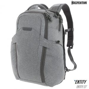 Maxpedition ENTITY 27 CCW Enabled Laptop Backpack 27L Ash