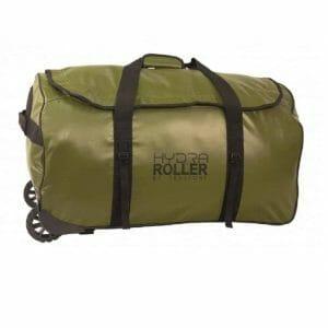 Texsport Hydra Roller Army Green 29inX15.75inX15.75in