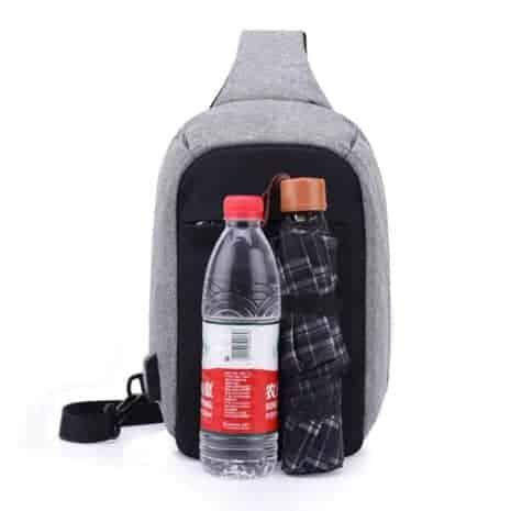 Comparaison du sac à dos à bandoulière anti-vol Breazbox