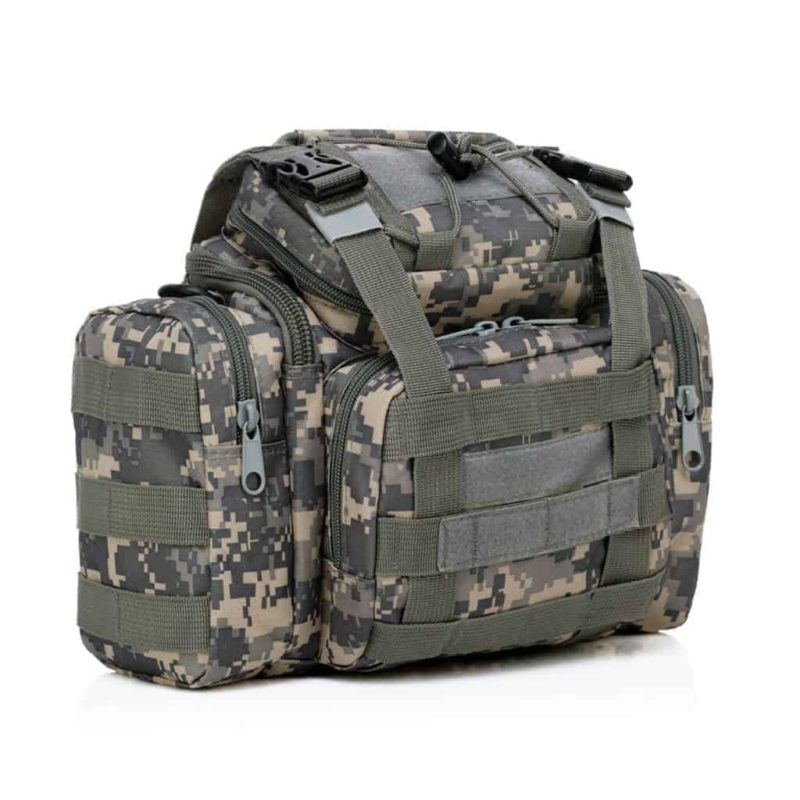 ACU camera bag - side view