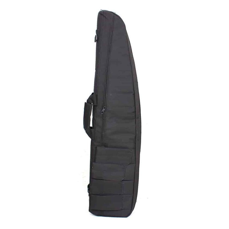 High quality black tactical rifle case