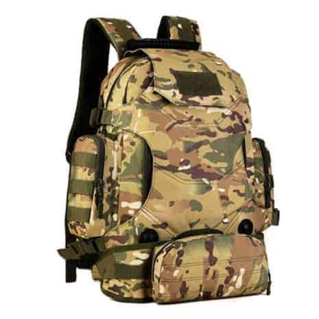 Breazbox camouflage marine corps backpack