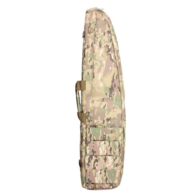 High quality cp camouflage tactical rifle case