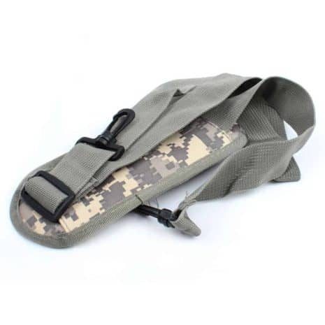 Breazbox soft scoped rifle case for hunting