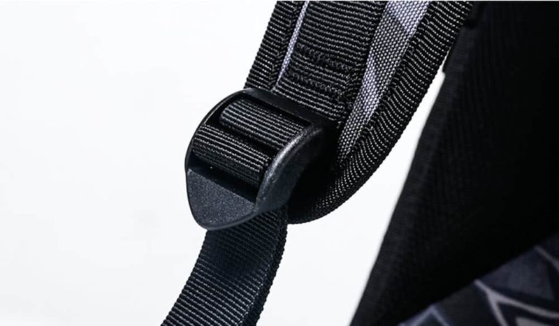 Breezbox tactical laptop backpack quality strap