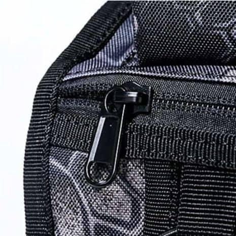 Breezbox tactical laptop backpack quality zipper