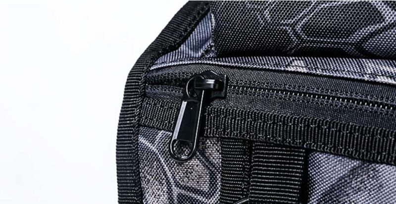 Breezbox tactical laptop backpack quality zipper