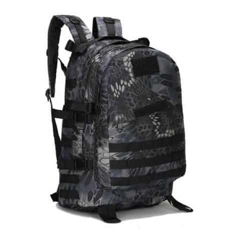 Jungle assault backpack