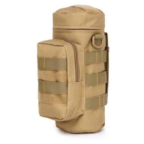 Water bottle pouch Molle - Khaki