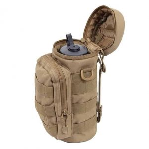 tactical water bottle pouch - Khaki