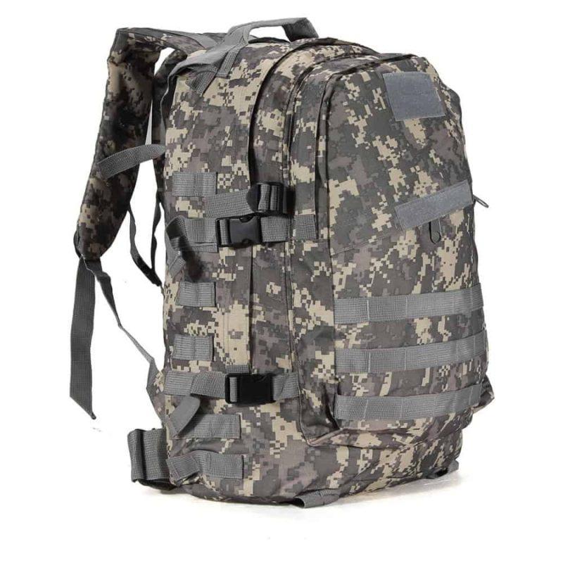 Molle assault pack