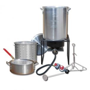 King Kooker Propane Outdoor Fry Boil Package